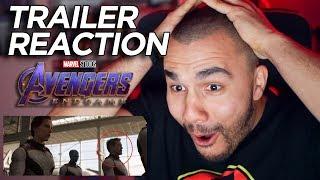 Avengers - Endgame - Trailer Reaction e Analisi - Ecco Tony Stark!!!!