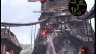 Unreal Tournament III Xbox 360 Gameplay