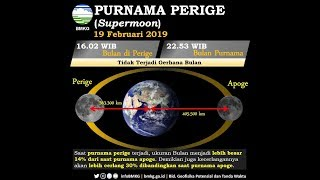 Download Video PURNAMA PERIGEE LIVE OBSERVATION - BMKG MP3 3GP MP4