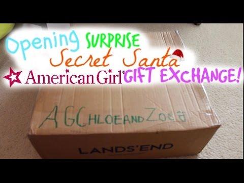 how to play secret santa swap