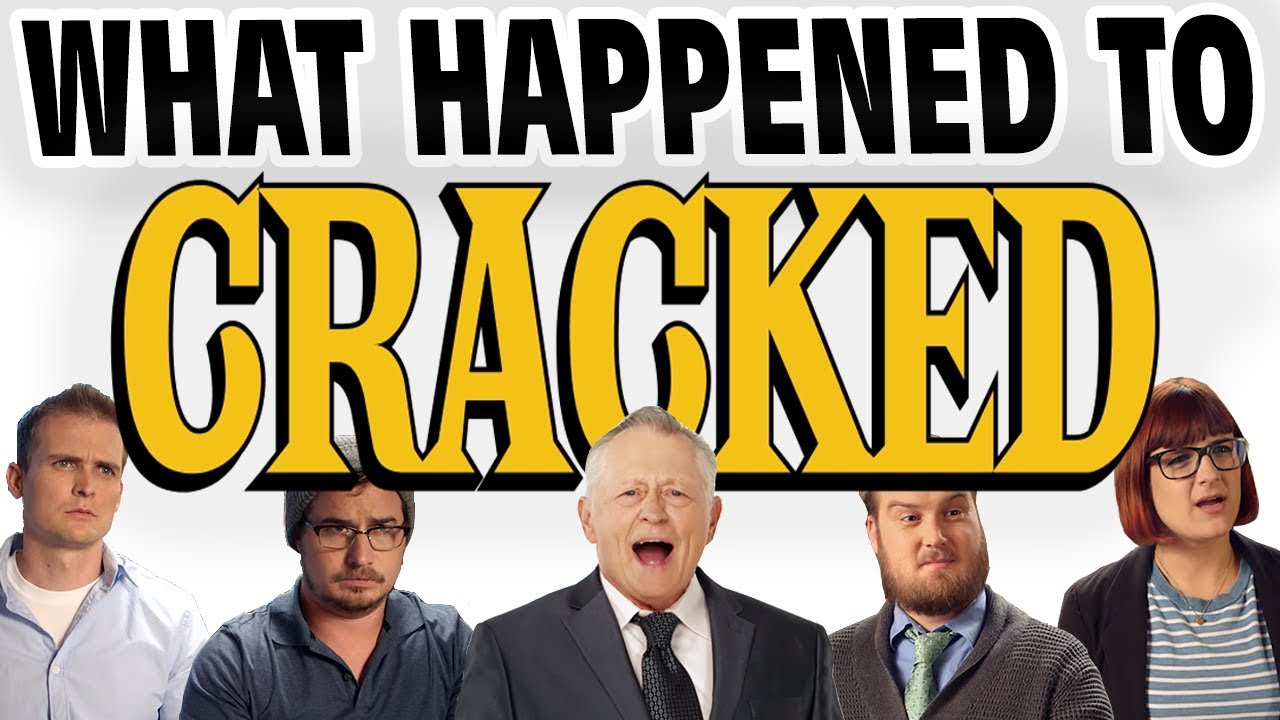 What Happened to Cracked? - Dead Channels - YouTube