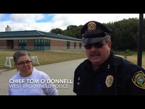 Bullet found at North Brookfield High School