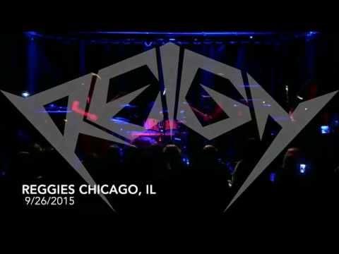 REIGN LIVE AT REGGIES pt.1/4 (PETRIFIED & HACK/OVERRIDE)