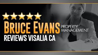 Evans Property Management Reviews Visalia Ca