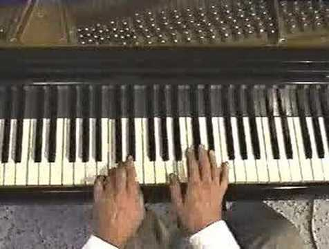 Block Chords Lesson - Dick Hyman