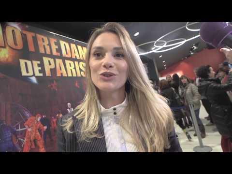 Notre Dame de Paris - Générale de Presse