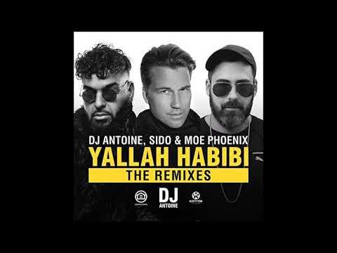 "DJ Antoine, Sido & Moe Phoenix - Yallah Habibi (DJ ANTOINE vs. MAD MARK ""HANDS UP MIX"")"