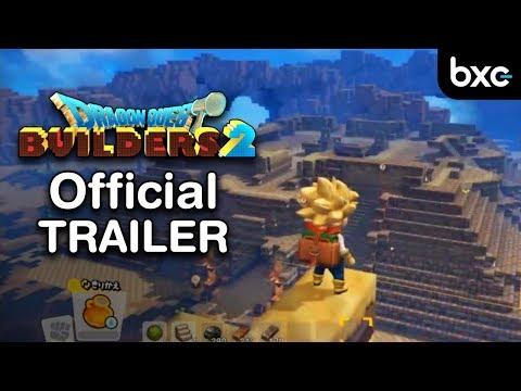 Dragon Quest Builders 2 - Official Trailer