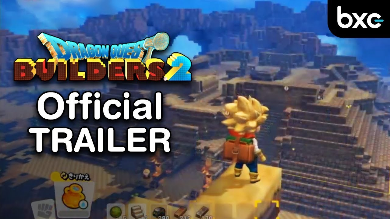 Dragon Quest Builders 2 Release Date, News, Trailer and