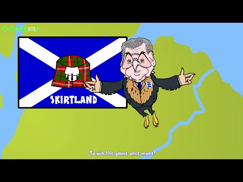 ⚽️Scotland vs England 1-3⚽️ 18.11.14 (Roy Hodgson sings The Proclaimers goals and highlights)