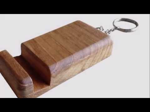 Wooden Stand for iPhone Samsung and Tabs