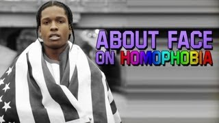 A$AP Rocky = Homophobic?