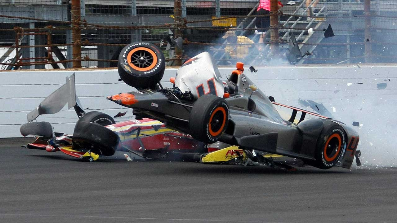 Indy Car Crashes Fatal