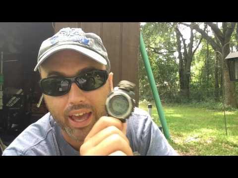 Vlog #172- Q And A- My Casio Pathfinder Watch!