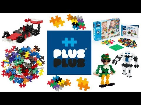 Plus Plus Toys Review⎪Infinite Possibilities