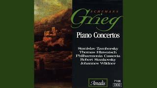 Piano Concerto in A Minor, Op. 54: II. Intermezzo: Andantino grazioso - III. Allegro vivace