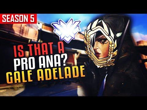 Pro Ana (#1 NA) - TSM Gale Adelade [S5 TOP 500]