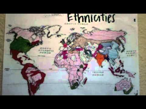 Religions and Ethnicities of the World