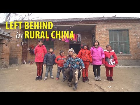 Left Behind In Rural China | Get Real | Channel NewsAsia Connect