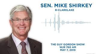 Sen. Shirkey speaks with Guy Gordon on WJR about auto insurance reform