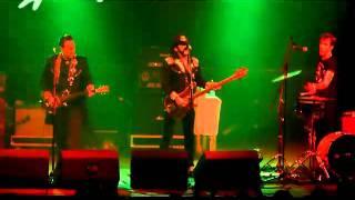 The HeadCat - Say Mama Berlin 18.10.11 Berlin@Huxley