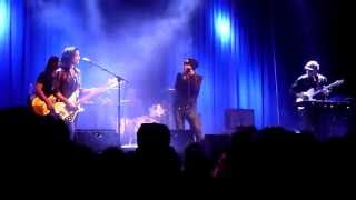 Scott Weiland & The Wildabouts performing Unglued live @ The Fillmore in San Francisco 6/7/2013