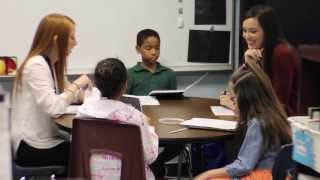 Fourth grade authors receive superstar treatment