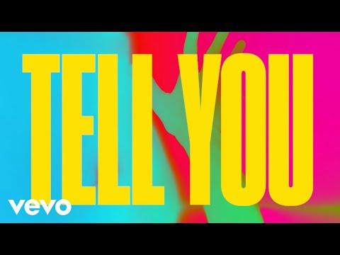 Jonas Blue, LÉON - Hear Me Say (Lyric Video)