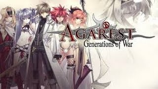 Agarest Generations of War (PC)