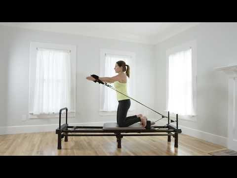 Anatomy Of An AeroPilates Reformer