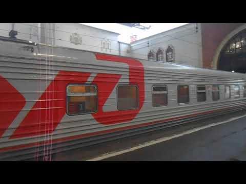 Казанский вокзал Москвы - идём к поезду
