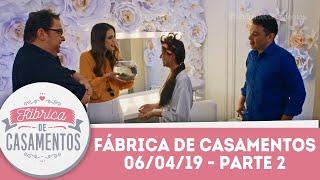 Maísa e Caio   Fábrica de Casamentos - 06/04/19 - Parte 2