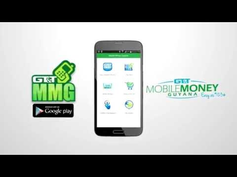 Mobile Money Guyana App