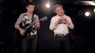 歌ネタ芸人の真骨頂!音楽と笑いのセンス溢れる1枚。 http://www.teichi...