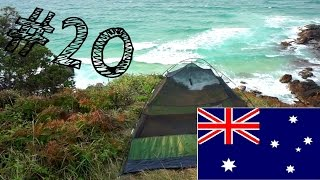 • Rockhampton calls Rainbow Beach (Movie) • || Work & Travel Australien || #20