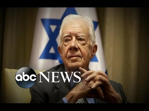 Former President Jimmy Carter Reveals He Has Cancer
