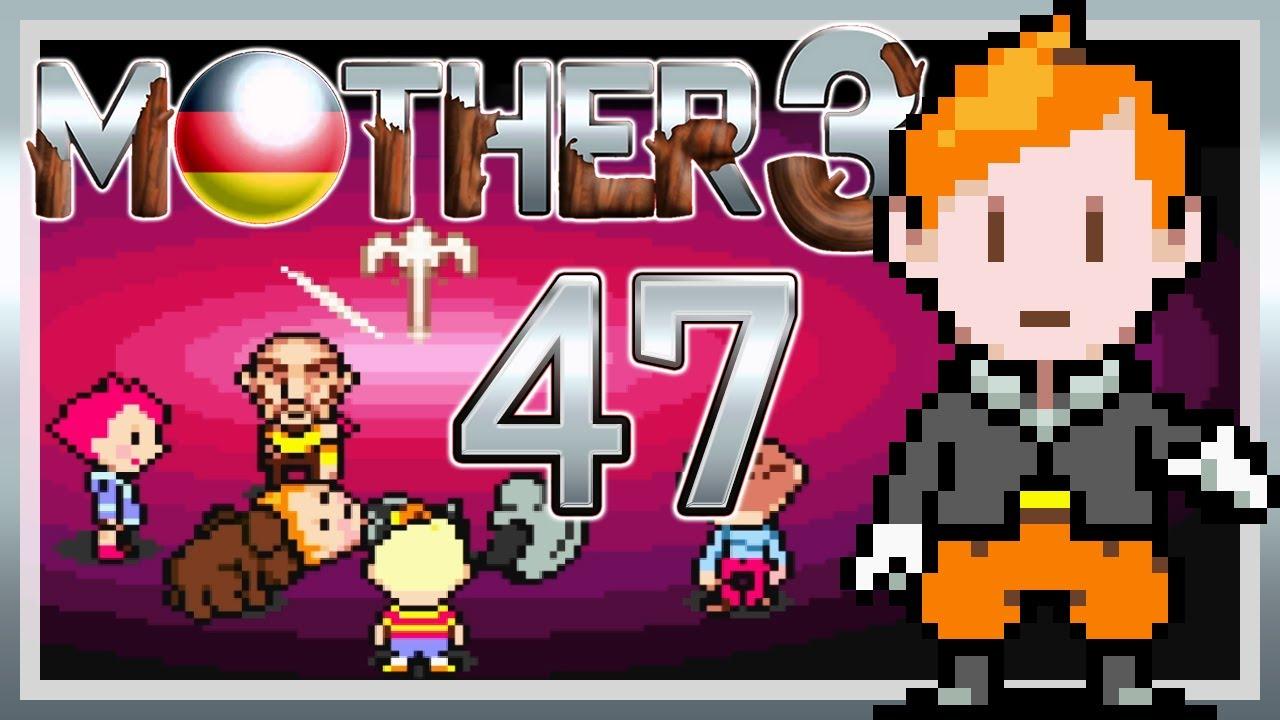 MOTHER 3 [DEUTSCH PATCH] # 47 🌏 Bruderduell zwischen Lucas und Claus!