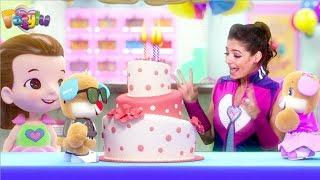 Happy Birthday, Las Mañanitas, Cumpleaños Feliz🎂 Patylu 💗 (Video Oficial) La fiesta de Perrito! 🐶