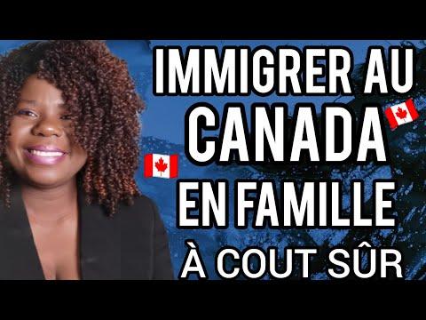 Immigrer Au CANADA En FAMILLE :UN COUP SÛR Qui Ne RATE JAMAIS.
