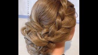 Fryzury Pazury - Upięcie z prostych włosów