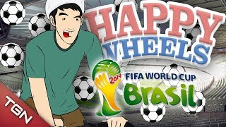 Happy Wheels: BRASIL FIFA WORLD CUP 2014