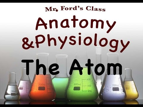 Chemistry For Anatomy and Physiology : The Atom (02:02)