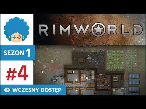 RimWorld PL #4 | S01 | Rozbudowa i pupilka nowa