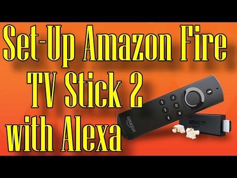 💯-setup:-amazon-fire-tv-stick-2-with-alexa-voice-remote