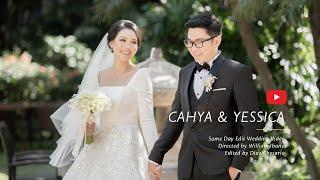 Cahya & Yessica's Same Day Edit Wedding Video