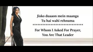 Mere Humsafar - Mithoon & Tulsi Kumar - All Is Well (2015) -