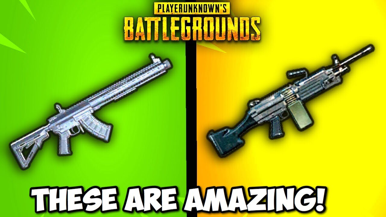 15 BEST WEAPONS IN PUBG RIGHT NOW! (new update 2019)