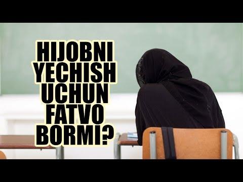 Hijobni Yechish Uchun Fatvo Bormi? | Shayx Sodiq Samarqandiy