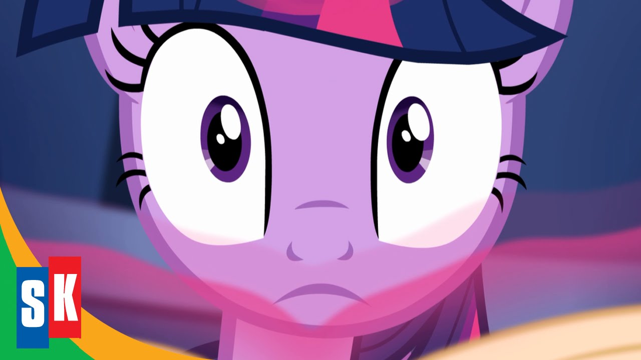 Twilight Gets A Message - My Little Pony: Equestria Girls ...