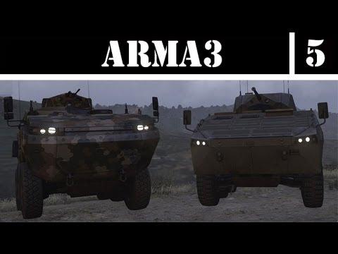 ✖ Arma 3 » AMV-7 Marshall